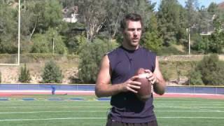 Football Basics : How to Throw a Football Like a Pro