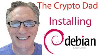 Installing Debian Linux with full-disk encryption and a key-boot disk (Intro)
