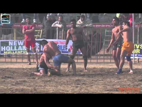 JAGRAON KABADDI CUP - 2014 | KABADDI 75 Kg | Preliminary Round Matches || HD || Part 1st.