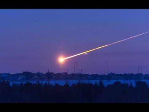 Падения астероида на землю видео фото 444-860