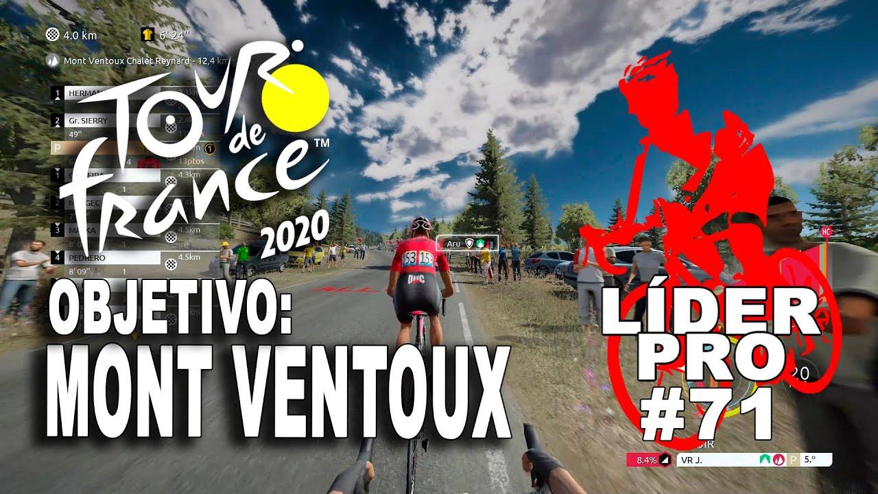 TOUR DE FRANCE 2020 Líder Pro #71 VR_JUEGOS