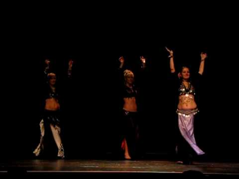 Mirage Oasis World Tribal Fusion Belly Dance Hossani Oo