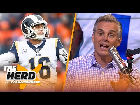 Colin Cowherd on the 9 teams that can win the Super Bowl — and the Raiders | NFL | THE HERD