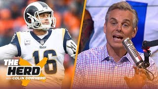 Colin Cowherd on the 9 teams that can win the Super Bowl - and the Raiders | NFL | THE HERD