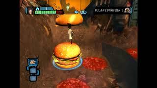 Lluvia De Hamburguesas Para Pc GamePlay parte 3|salsa picante|En Español