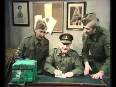 Dads Army   The Coward revue