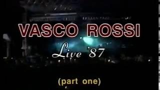 Vasco Rossi Live 87 Prima Parte Prod Regia Di Nico Metta Kono Srl MP3
