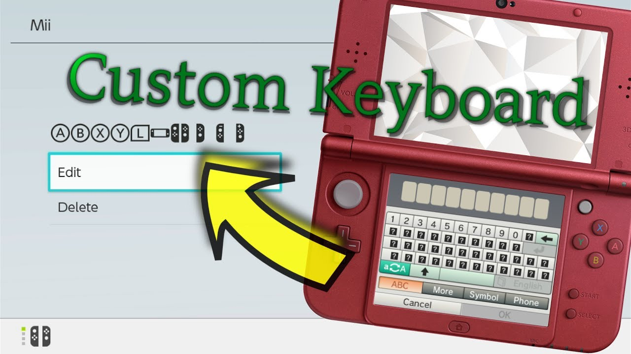 Standard keyboard symbols gallery symbol and sign ideas 3ds switch custom keyboard w switch symbols youtube 3ds switch custom keyboard w switch symbols buycottarizona buycottarizona