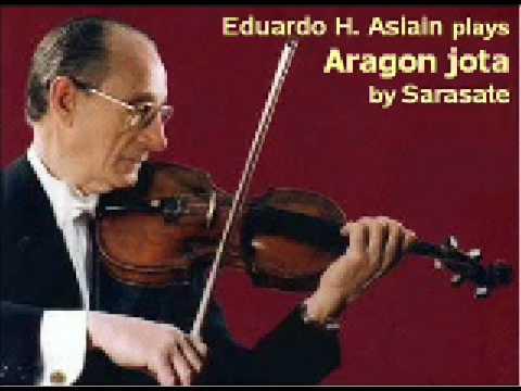 Sarasate - Aragon jota