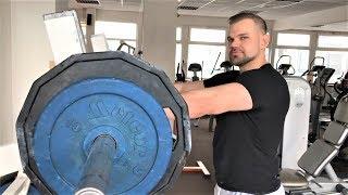 Pamiętnik Masy #3: Aktualna dieta, rekordy i cele siłowe.