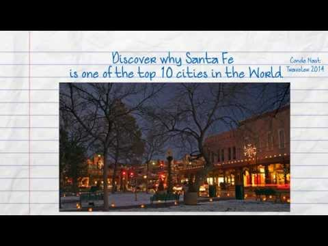 5 Interesting Santa Fe Facts - Santa Fe, New Mexico