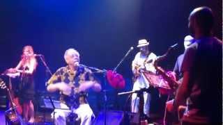 jards macalé & brasov + camila costa @ caixa cultural: mambo da cantareira (bis)