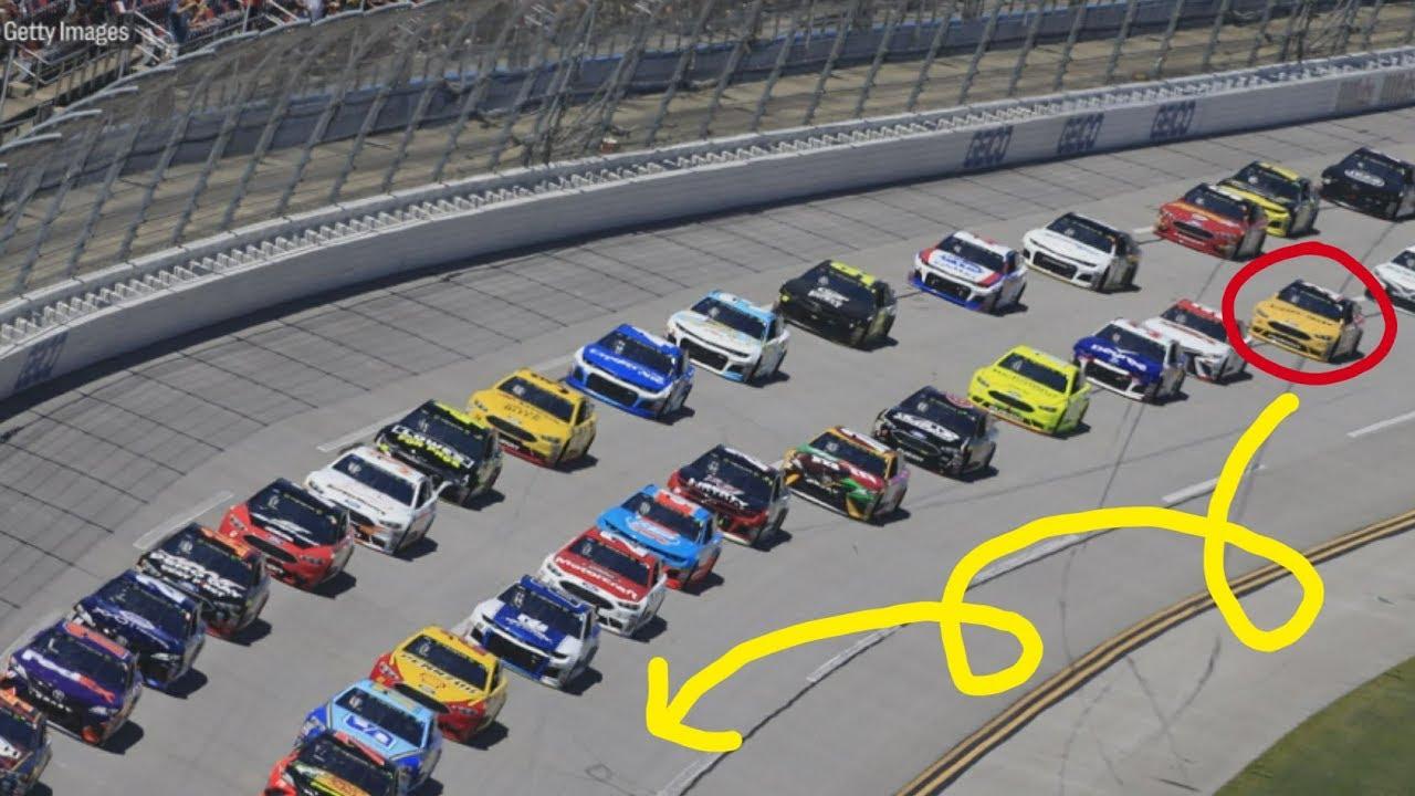 עשרת ההצלות הכי מטורפות במכוניות מירוץ