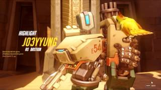 Overwatch | Highlights | Bastion | Tank Mode