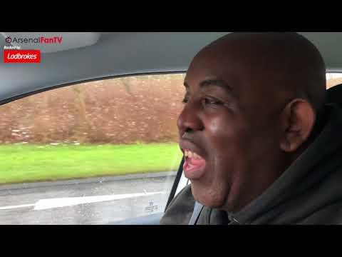 Arsenal v Newcastle | Road Trip To The Emirates Stadium