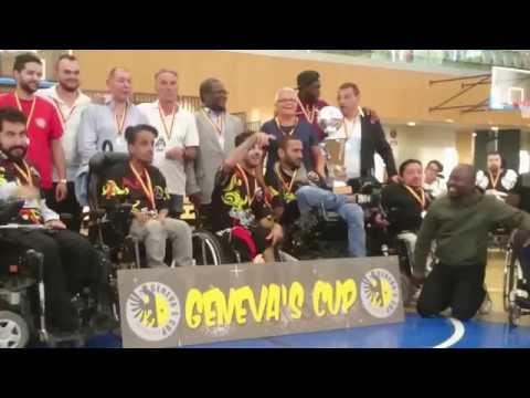 Geneva's Cup,Foot-Fauteuil,Le Grand Saconnex, Genève