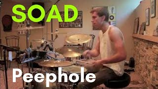 System of a Down - Peephole drum cover