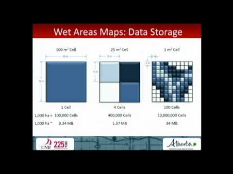 Jae Ogilvie: Wet Areas Mapping, Modeling Approach & Technica