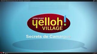 Camping Yelloh! Village Les Petits Camarguais - Quartier des Secrets - Grau du Roi - Languedoc