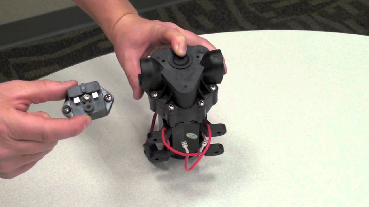 Replacing A Fimco Pump Pressure Switch Youtube