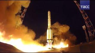 Минобороны РФ приняло на управление военный спутник, запущенный с Байконура
