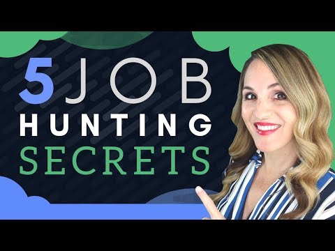 Job Search Strategies and Techniques - How To MASTER Your Job Search