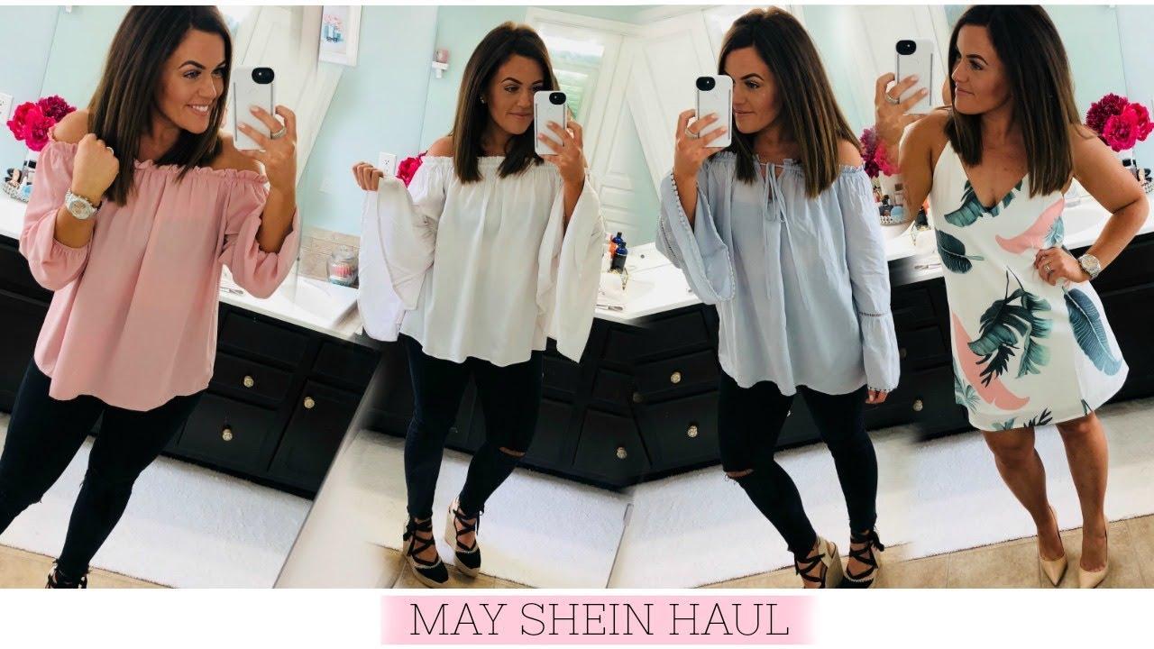 749e2f53c381 SHEIN TRY ON HAUL | SUMMER 2018 - YouTube