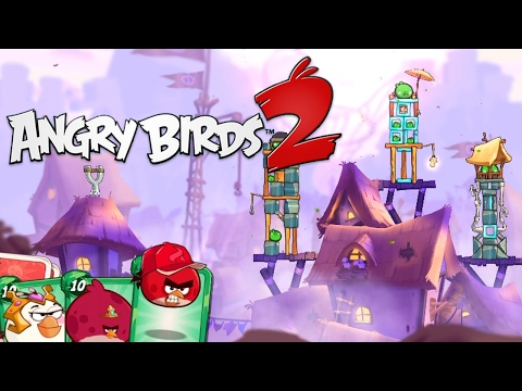 Angry Birds 2 - Rovio LEVEL 201