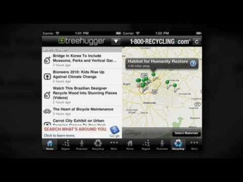 Top 10 Green iPhone Apps