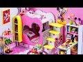 DIY Miniature Dollhouse ~ Mickey Mouse Room Decor #43