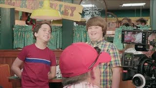 Diary of a Wimpy Kid The Long Haul: Behind the Scenes Look with Jason Drucker and Cast