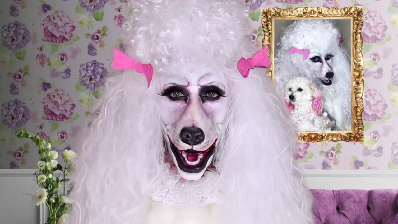 Nina Poodle Makeup Transformation Youtube