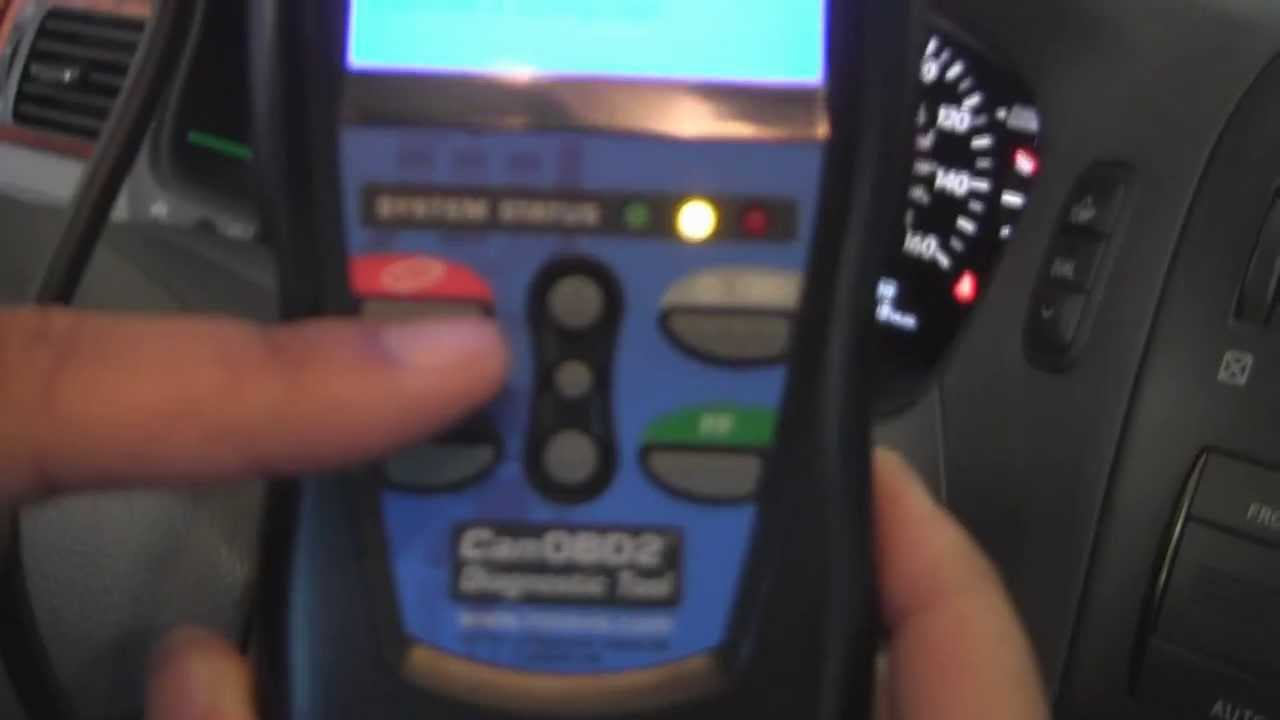 Lexus LS430, 2001 - Troubleshooting: Check Engine Light ...