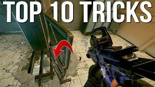 Top Ten *BEST* Tricks of Year 5 Season 1 - Rainbow Six Siege Steel Wave