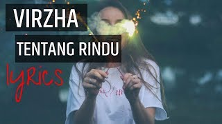 Download Virzha - Tentang Rindu [LIRIK] Mp3
