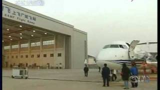 Chinese regional jet ready for flight test