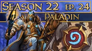 Hearthstone: Kolento plays secret paladin (#24)