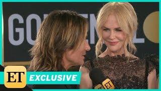 Nicole Kidman Talks 'Big Little Lies' Season 2 and Creating More Roles for Women | Golden Globes