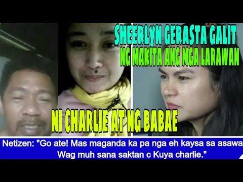 ASAWA NI SHEERLYN NAKAHANAP NA NG BAGONG LOVELIFE|CHARLIE MAY MENSAHE KAY SHEERLYN
