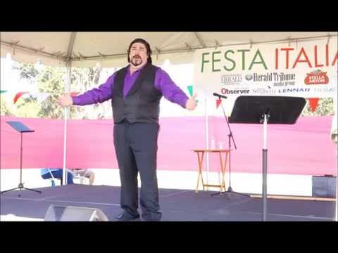 Festa Italiana Music Show with Joe Spinella, Tenor