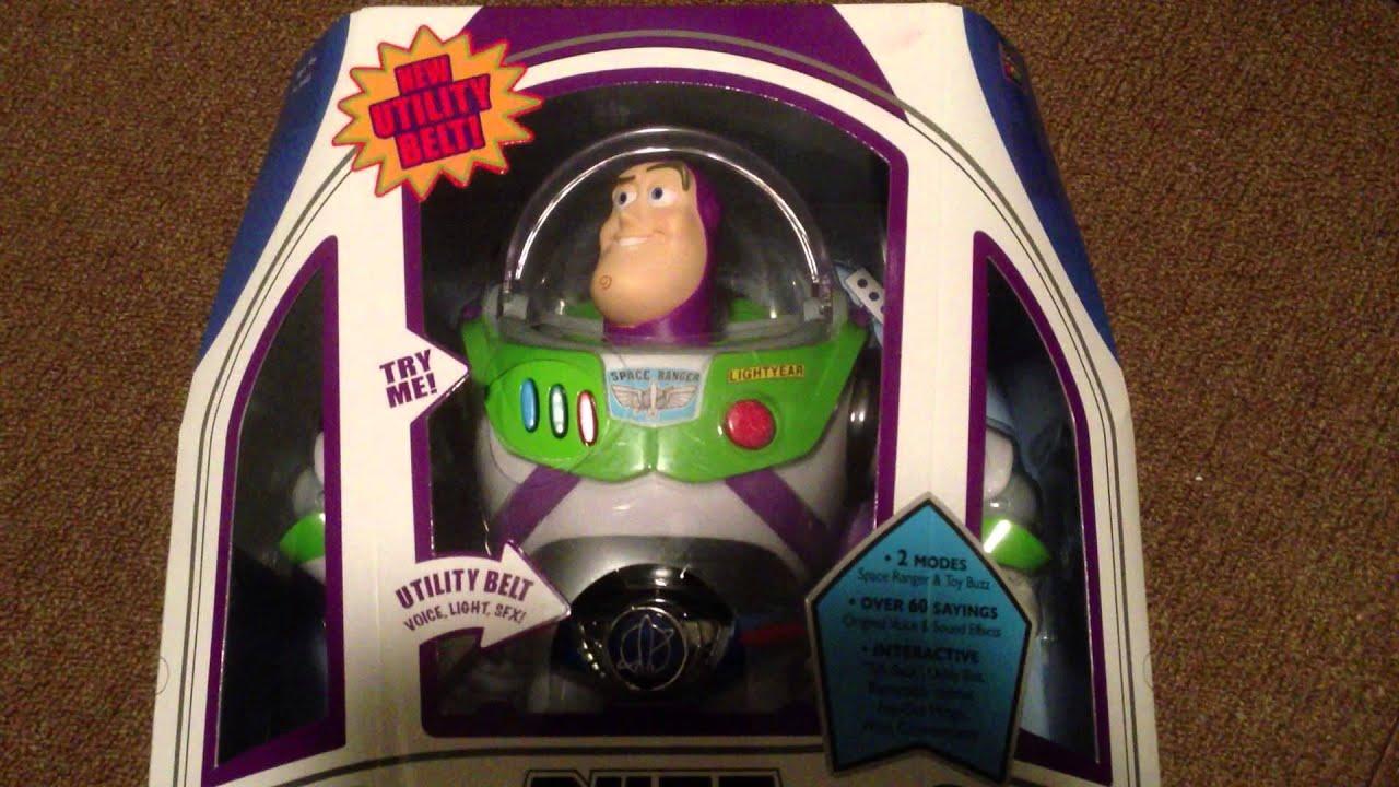 Buzz Lightyear Power Ranger W Utility Belt By Brian G