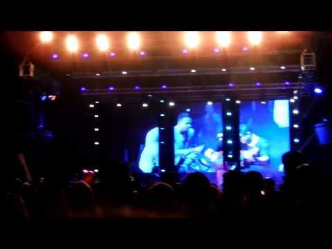 Concierto de Romeo Santos - Santa Cruz de la Sierra - Bolivia