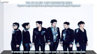CROSS GENE - One way love [Sub español + Hangul + Rom] + MP3 Download
