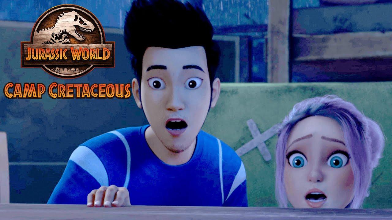 Download Season 3 Trailer | JURASSIC WORLD CAMP CRETACEOUS | NETFLIX