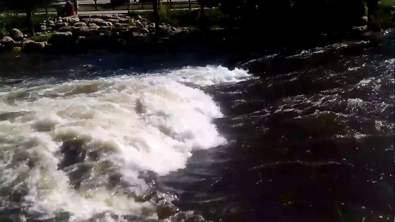 Quot Rodeo Rapid Quot Yampa River Steamboat Springs Co Youtube