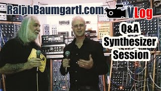 Q&A Session | Analog Modular Synthesizers, Keyboards, Pedal FX, and Sound Gear