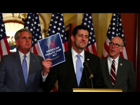 New Republican AHCA Campaign Ad