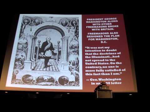 'The Hidden History' Jim Marrs in Toronto (22-06-2014)