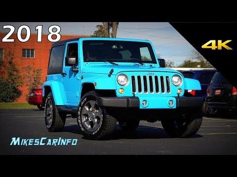 2018 Jeep Wrangler JK Sahara - Ultimate In-Depth Look in 4K