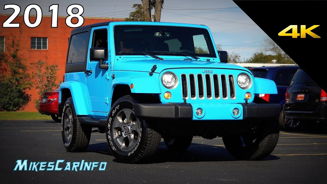 2018 Jeep Wrangler JK Sahara - Ultimate In-Depth Look in ...